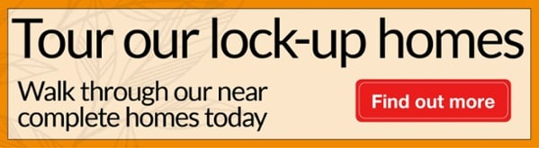 Tour our lock-up homes